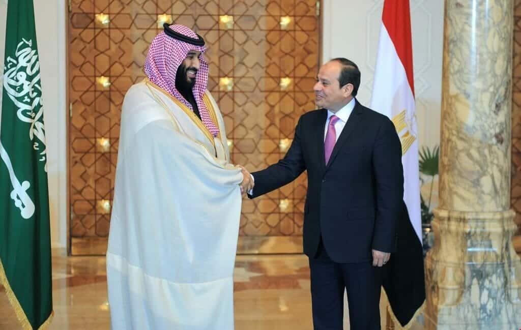 محمد بن سلمان غاضب جداً على السيسي وانقطاع الإتصال بين الرئاسة المصرية والديوان الملكي لهذا السبب