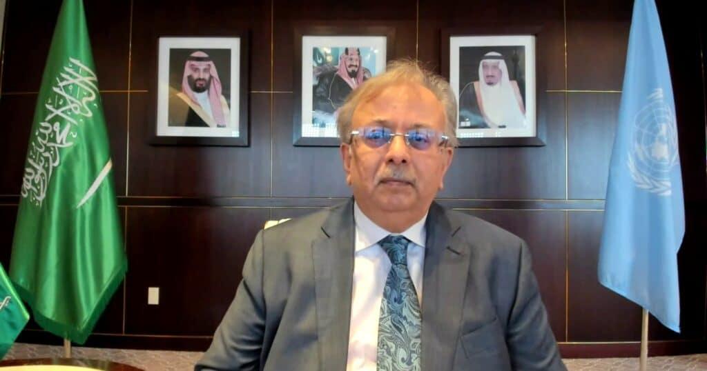 """""""يتجاوز الشك المعقول"""".. سفير السعودية بالأمم المتحدة يبرئ ابن سلمان من دم خاشقجي"""
