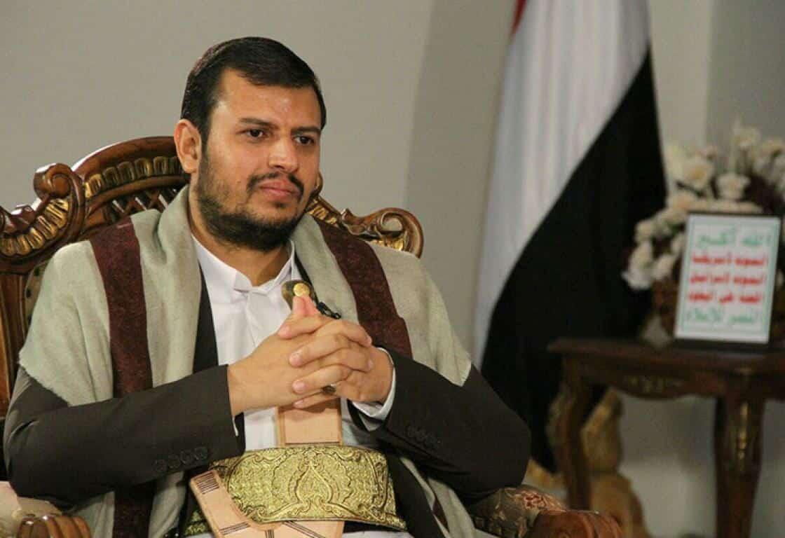 عبدالملك الحوثي أرسل رسالة للإمارات