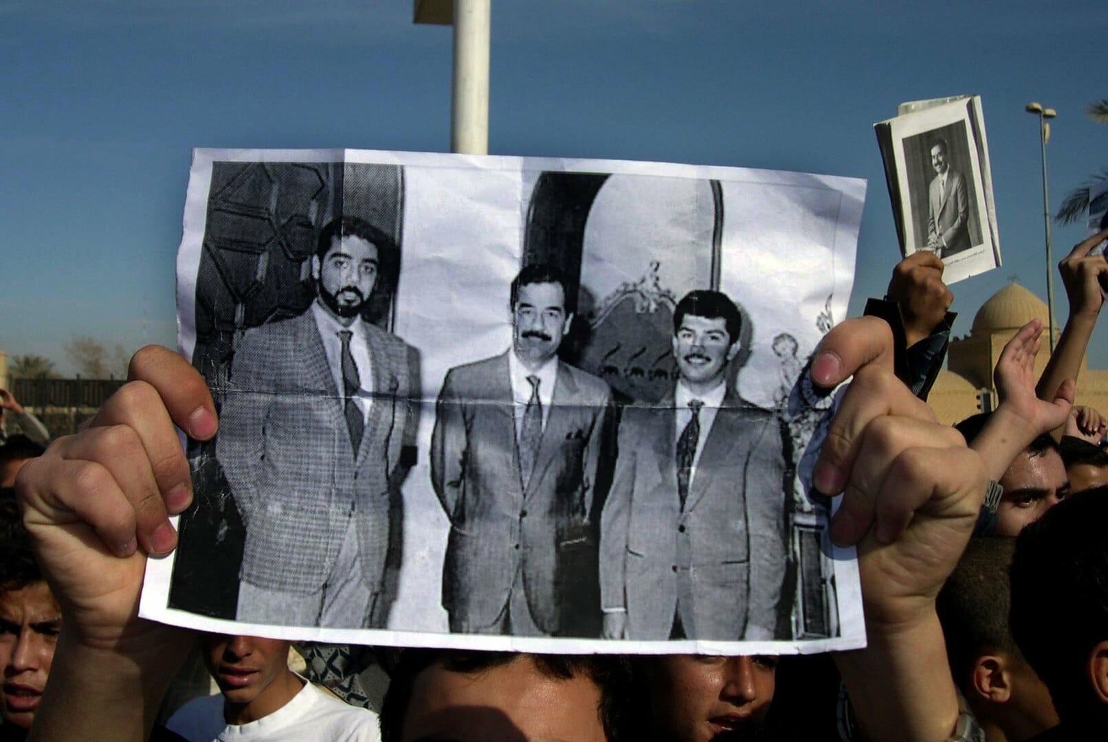 ابنة عدي صدام حسين تثير جدلاً واسعاً