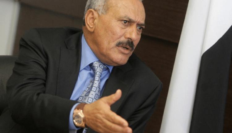 مكالمة مسربة للرئيس اليمني السابق علي عبدالله صالح
