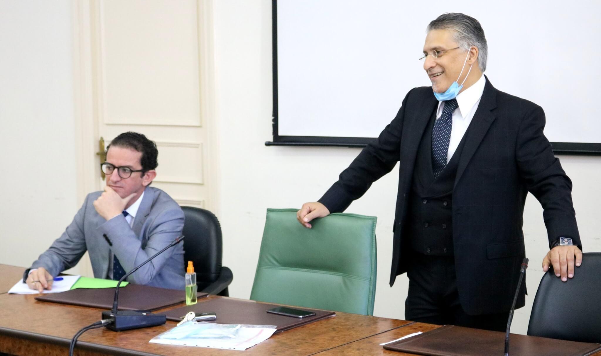 النائب التونسي عياض اللومي