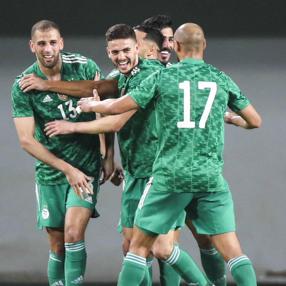 مباراة الجزائر وبوتسوانا
