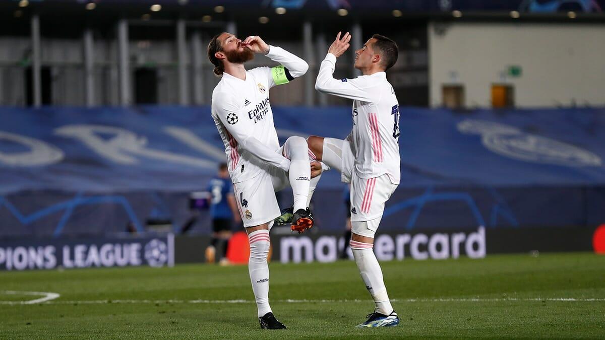 الريال يقسو على أتالانتا بهزيمة ثقيلة ويتأهل إلى الربع النهائي في دوري الأبطال