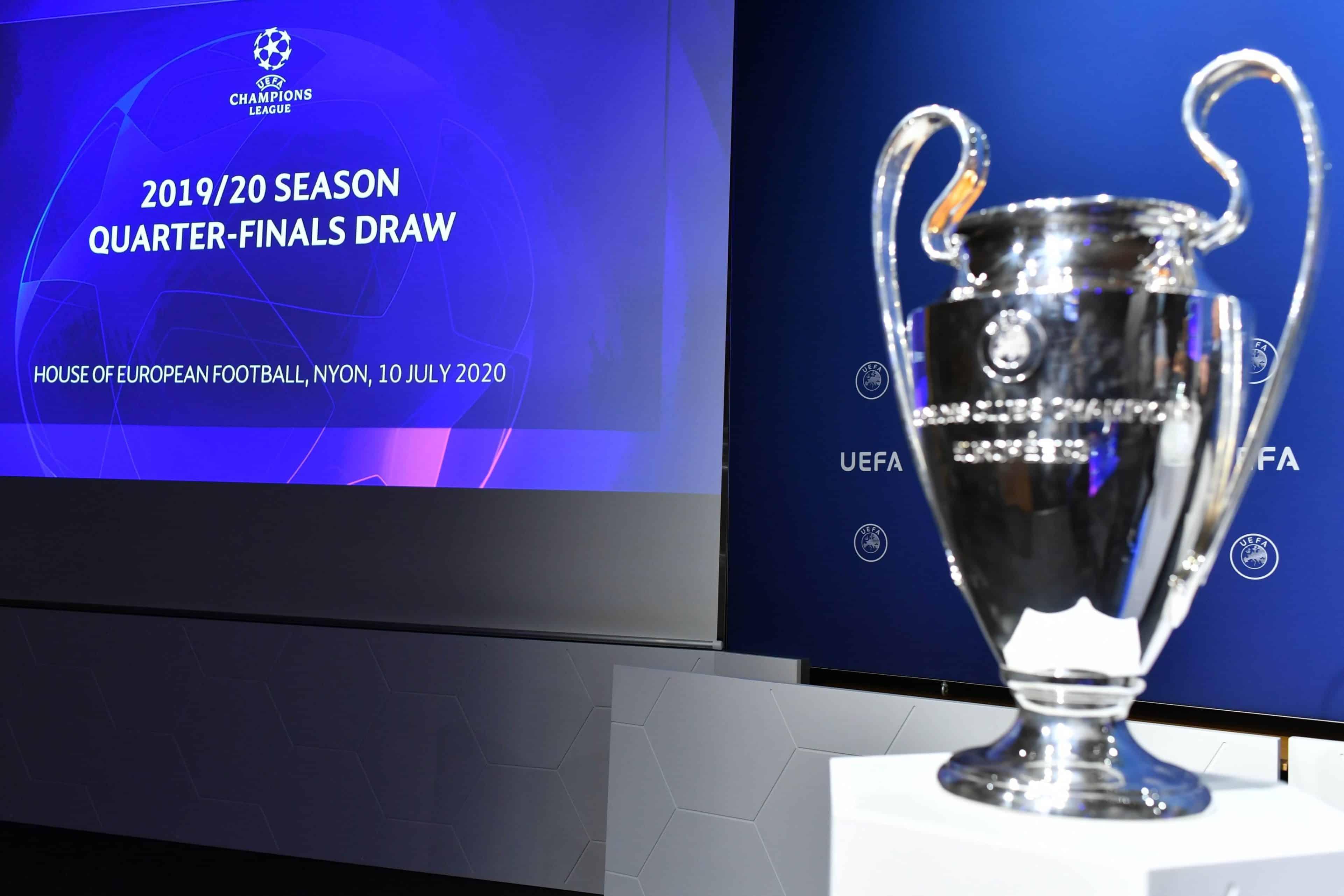 مواجهات نارية في الانتظار.. تفاصيل قرعة الربع النهائي من دوري أبطال أوروبا
