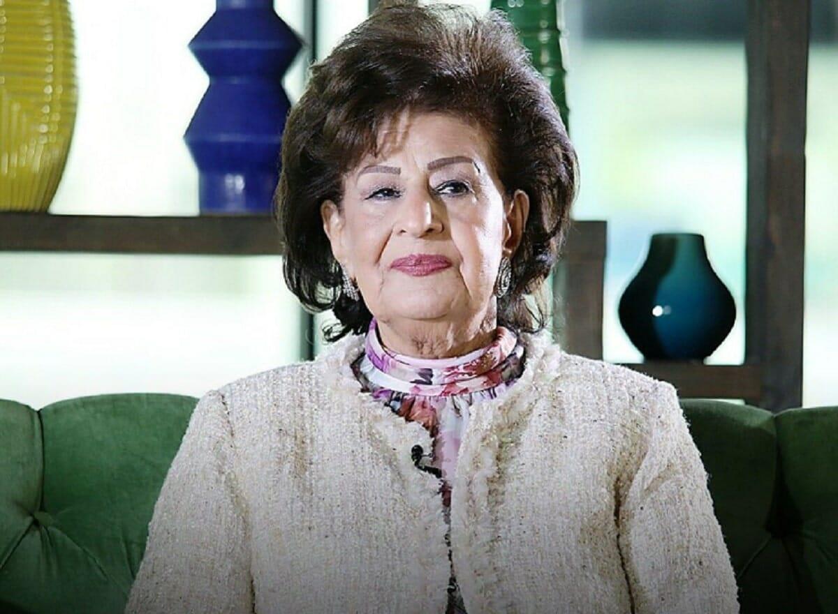 انتشار انباء عن وفاة ماما أنيسة ونفيها من قبل اعلاميات كويتيات بارزات