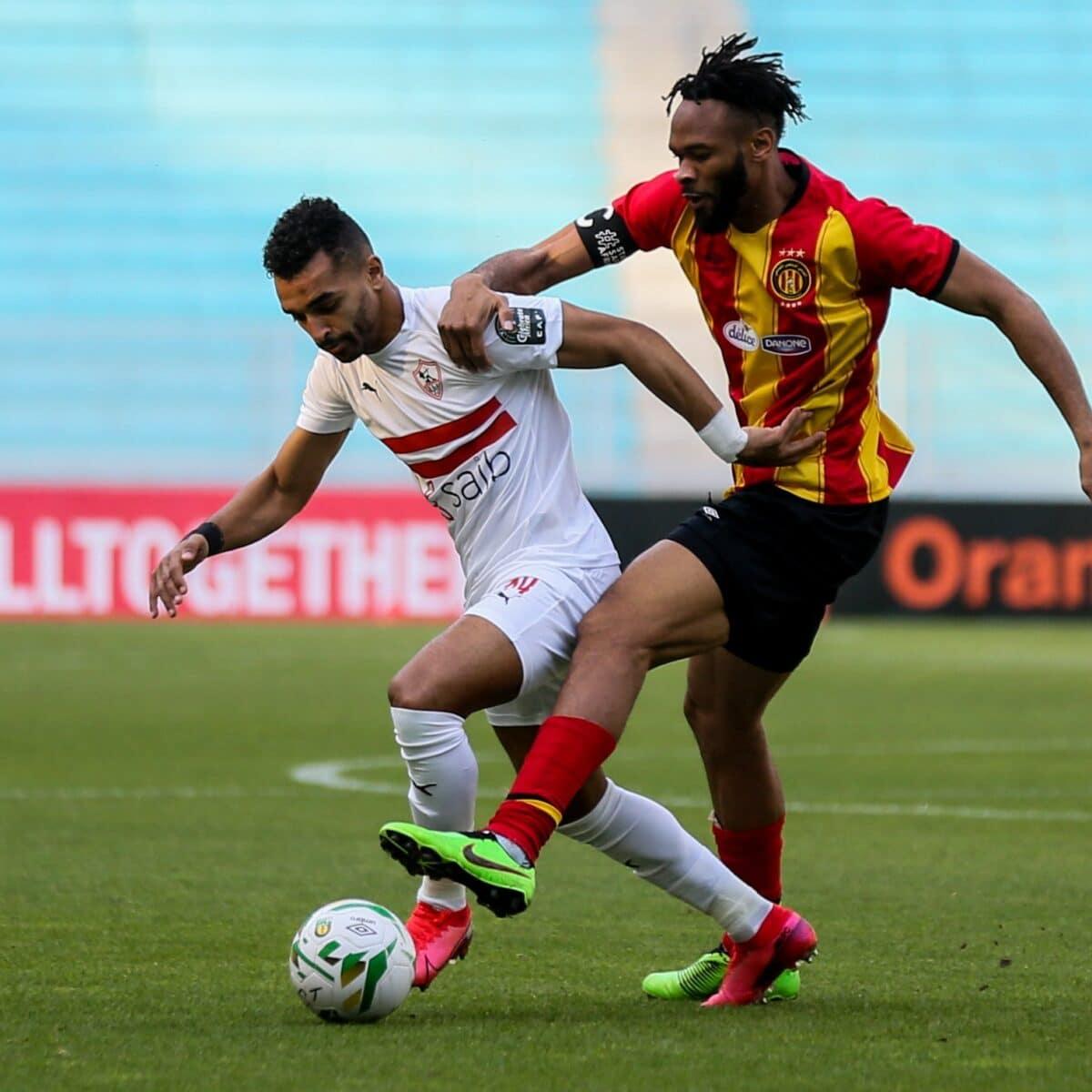 الترجي التونسي يقسو على الزمالك في دوري أبطال أفريقيا