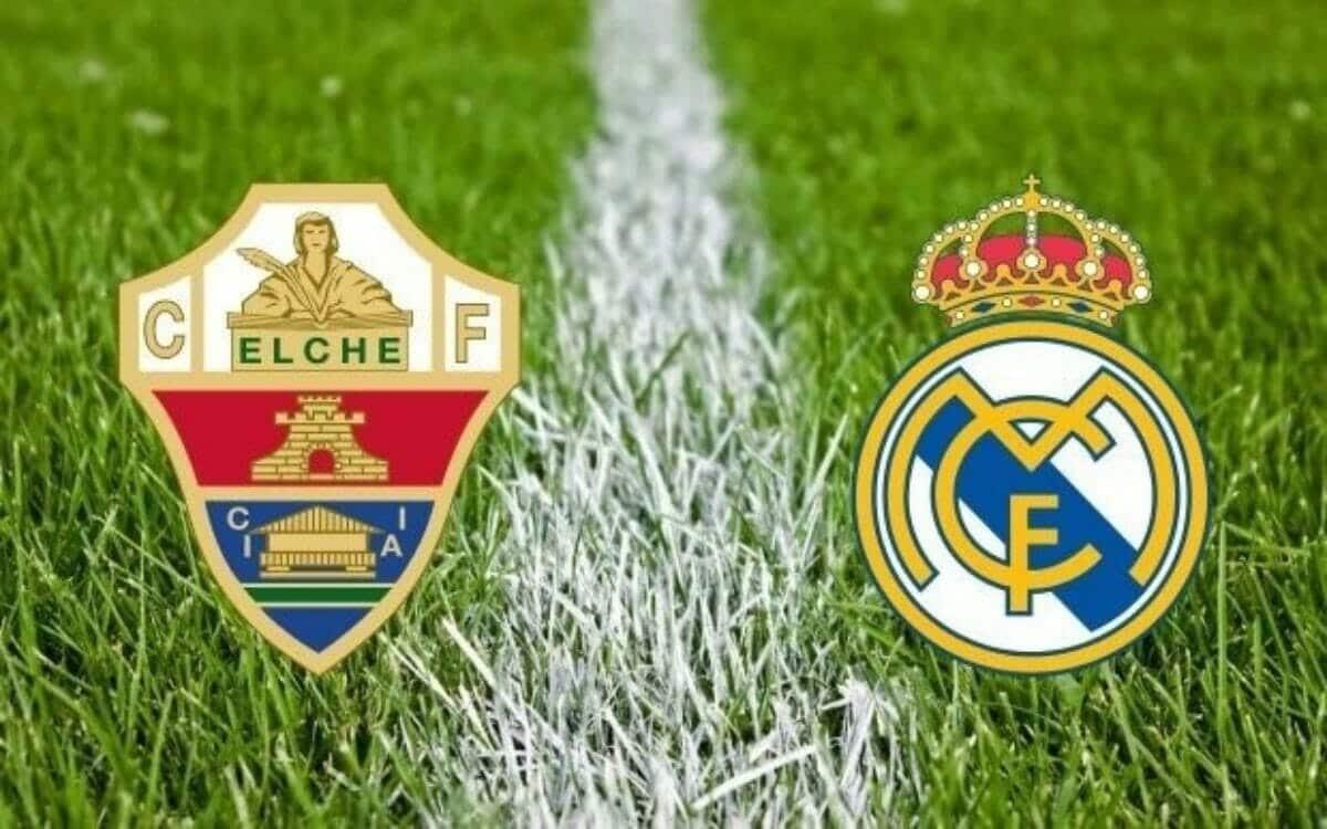 موعد مباراة ريال مدريد وإلتشي في الدوري الإسباني والقنوات الناقلة