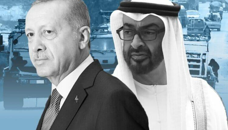 حساب إماراتي يكشف سر كراهية محمد بن زايد لأردوغان