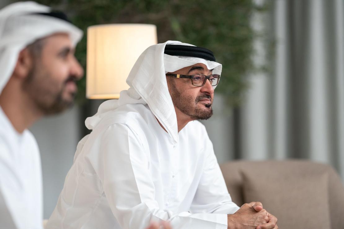 الإمارات محمد بن زايد