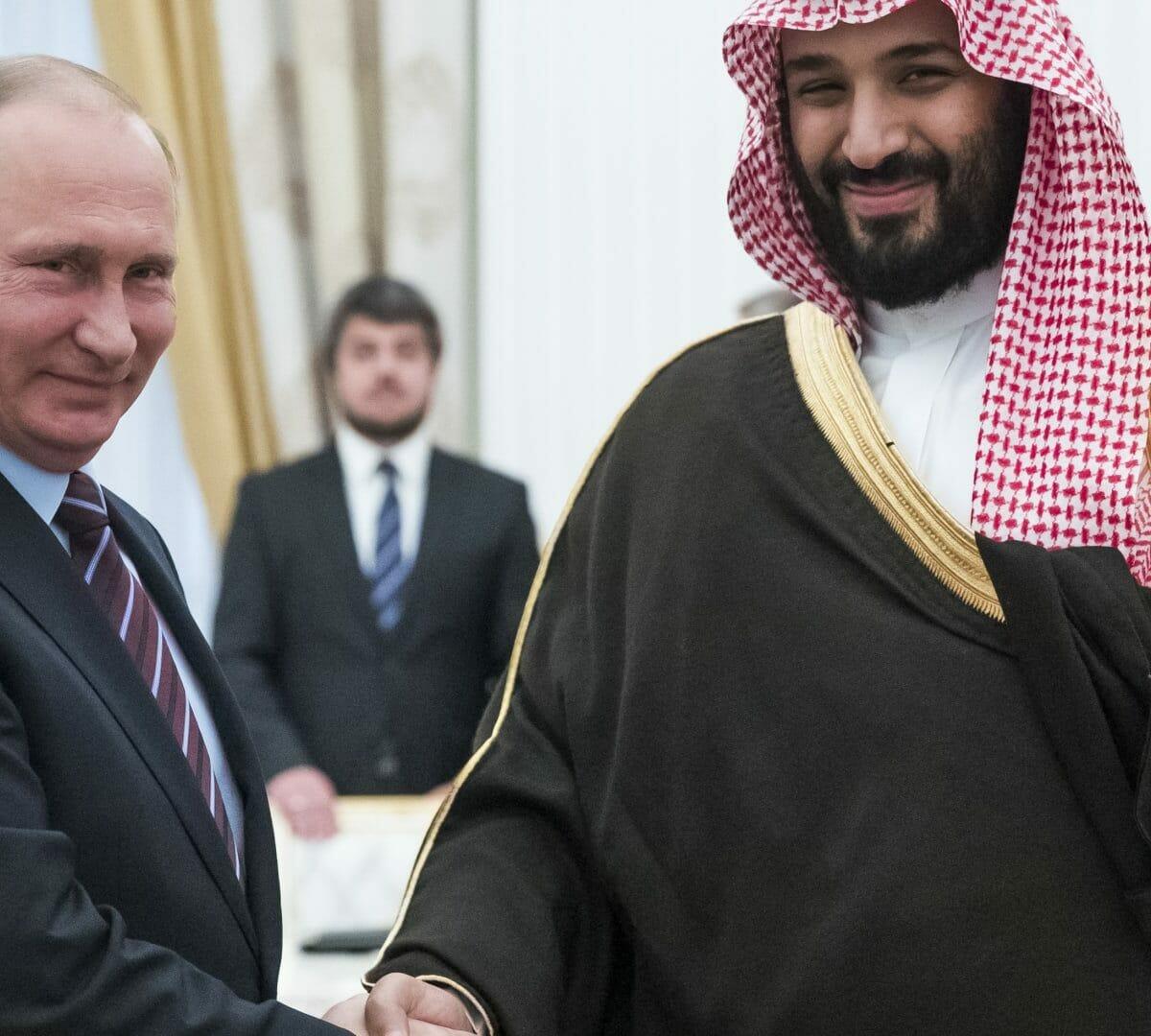 السعودية تفكر في شراء أسلحة روسية
