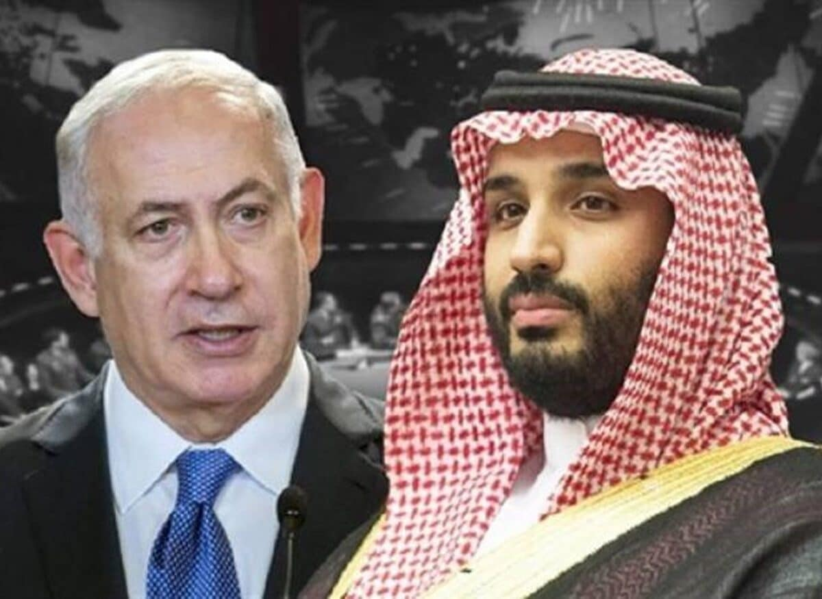 حقيقة اللقاء المرتقب بين محمد بن سلمان ونتنياهو