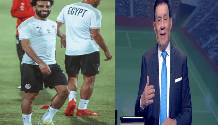 مدحت شلبي وعرض محمد صلاح المغري
