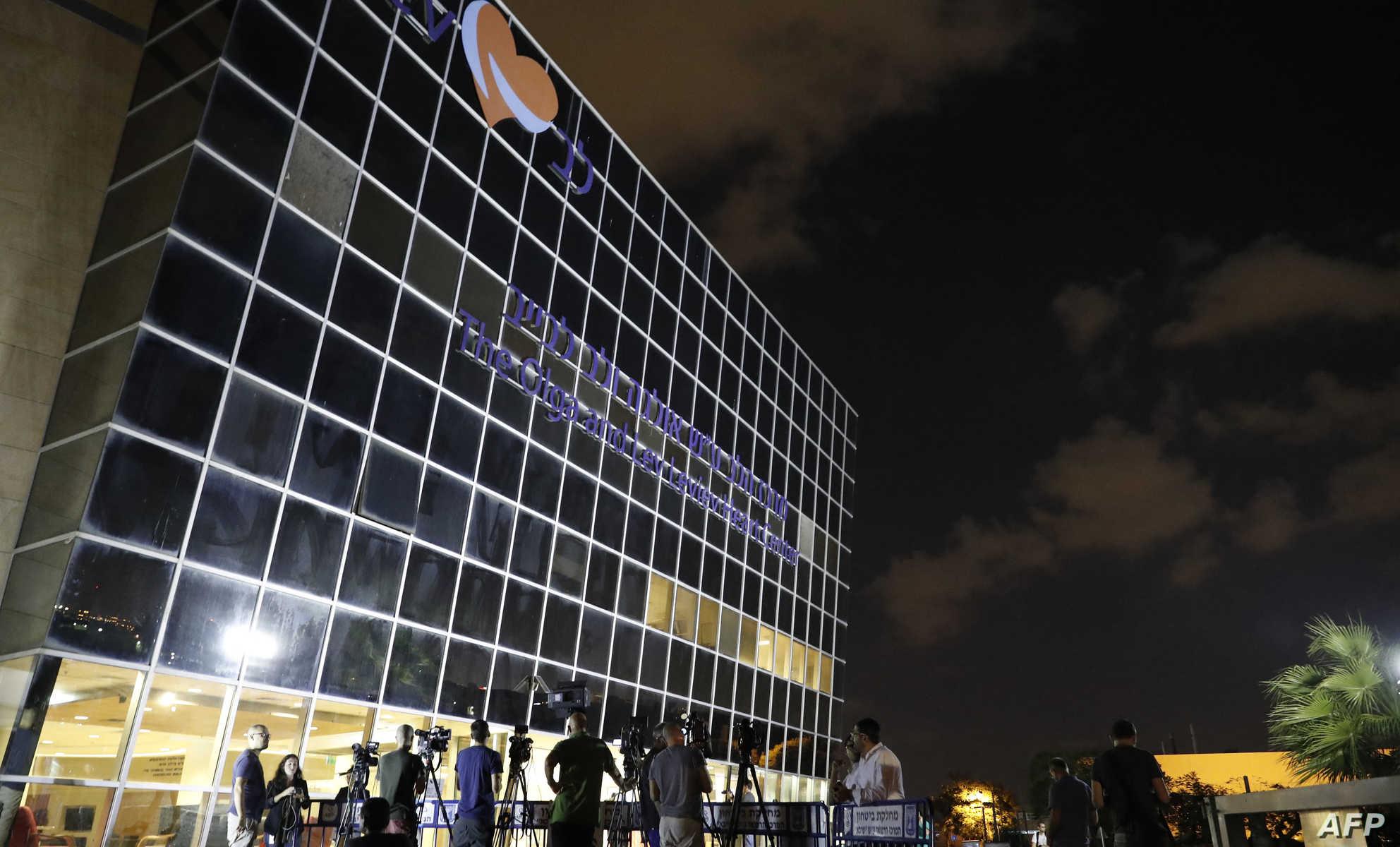 مستشفى شيبا الاسرائيلي يعالج مرضى الجيش الاماراتي