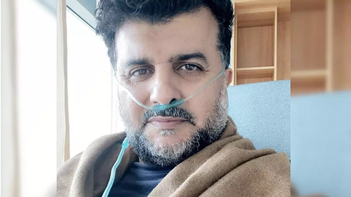 مشاري البلام توفي في فبراير الماضي بسبب تداعيات كورونا