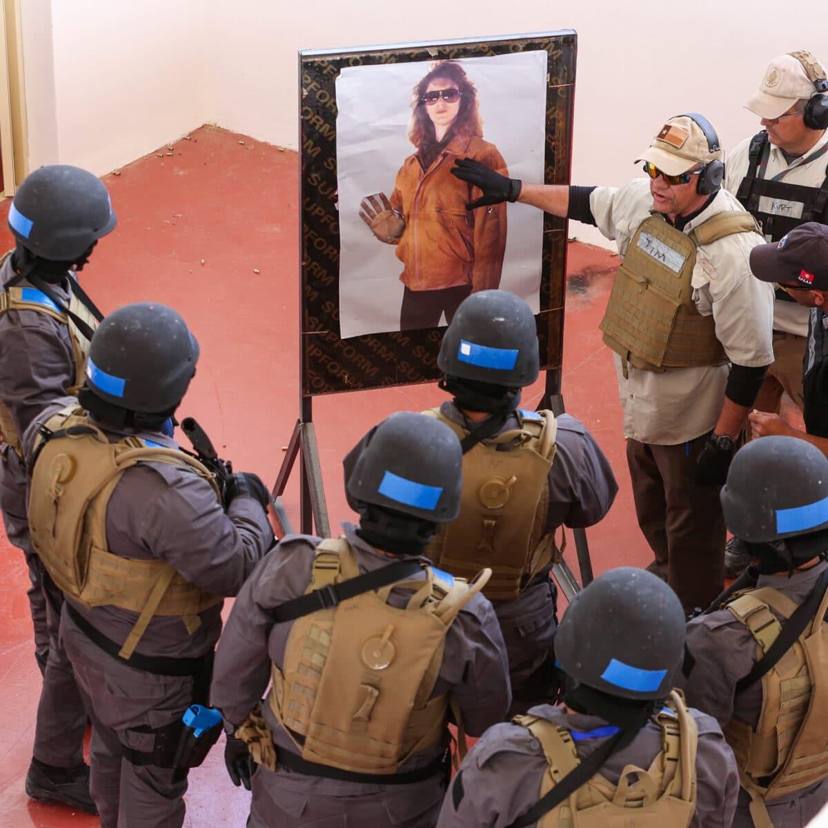 مشروع امريكي سري في الأردن
