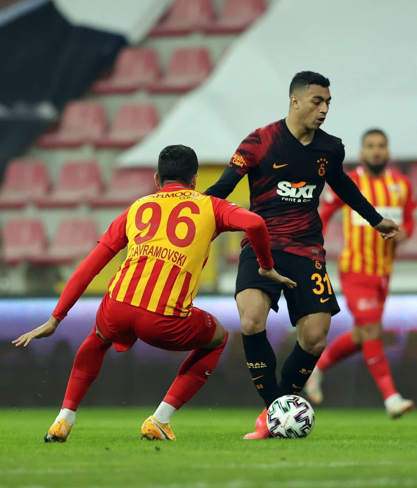 مباراة غلطة سراي وريزيسبورفي الدوري التركي