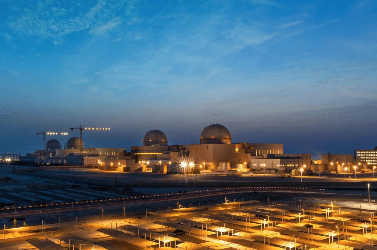 مفاعل براكة و الحوثي