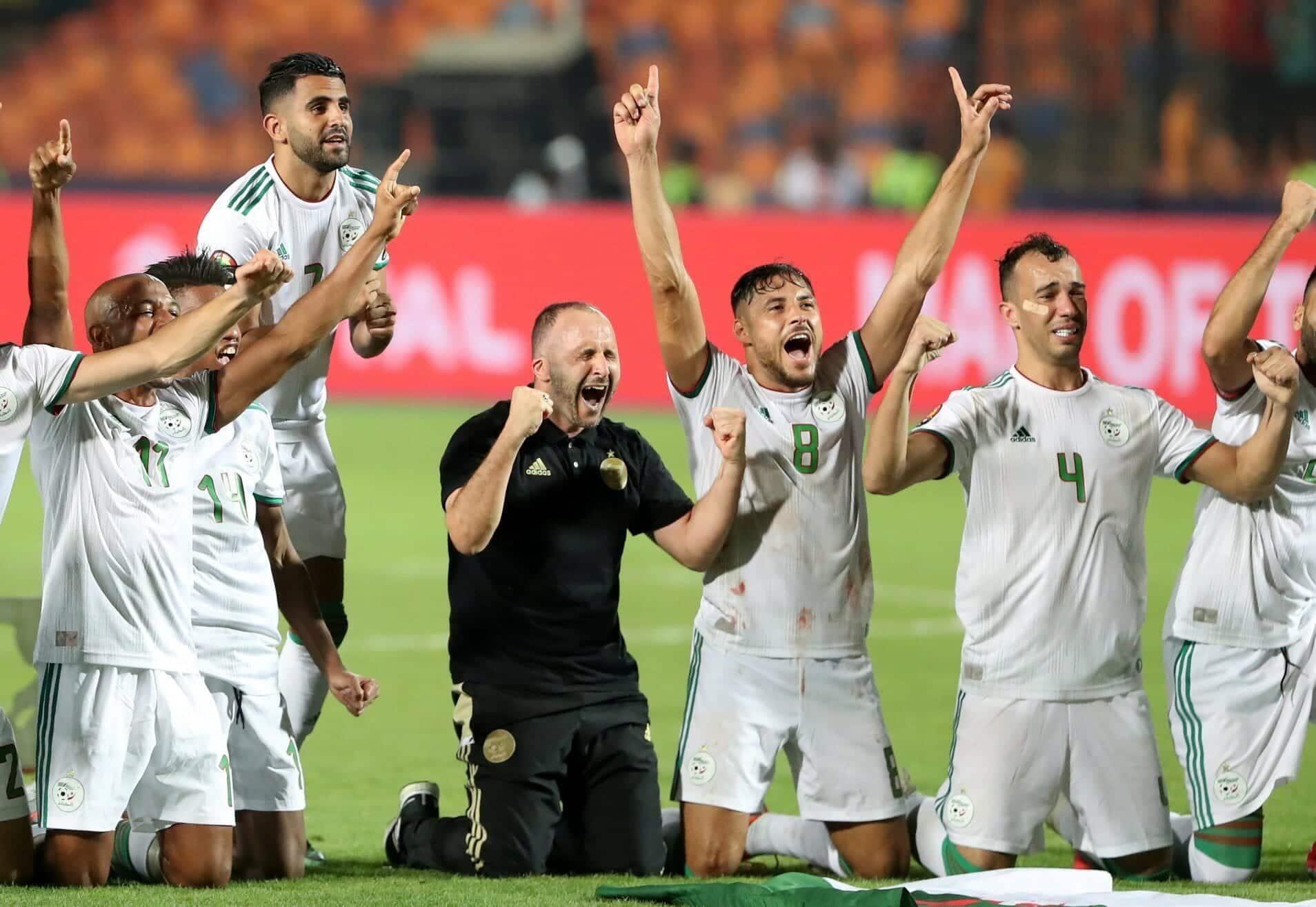 تعادل مثير للجزائر أمام زامبيا وتونس تنهي آمال ليبيا في كأس أمم أفريقيا