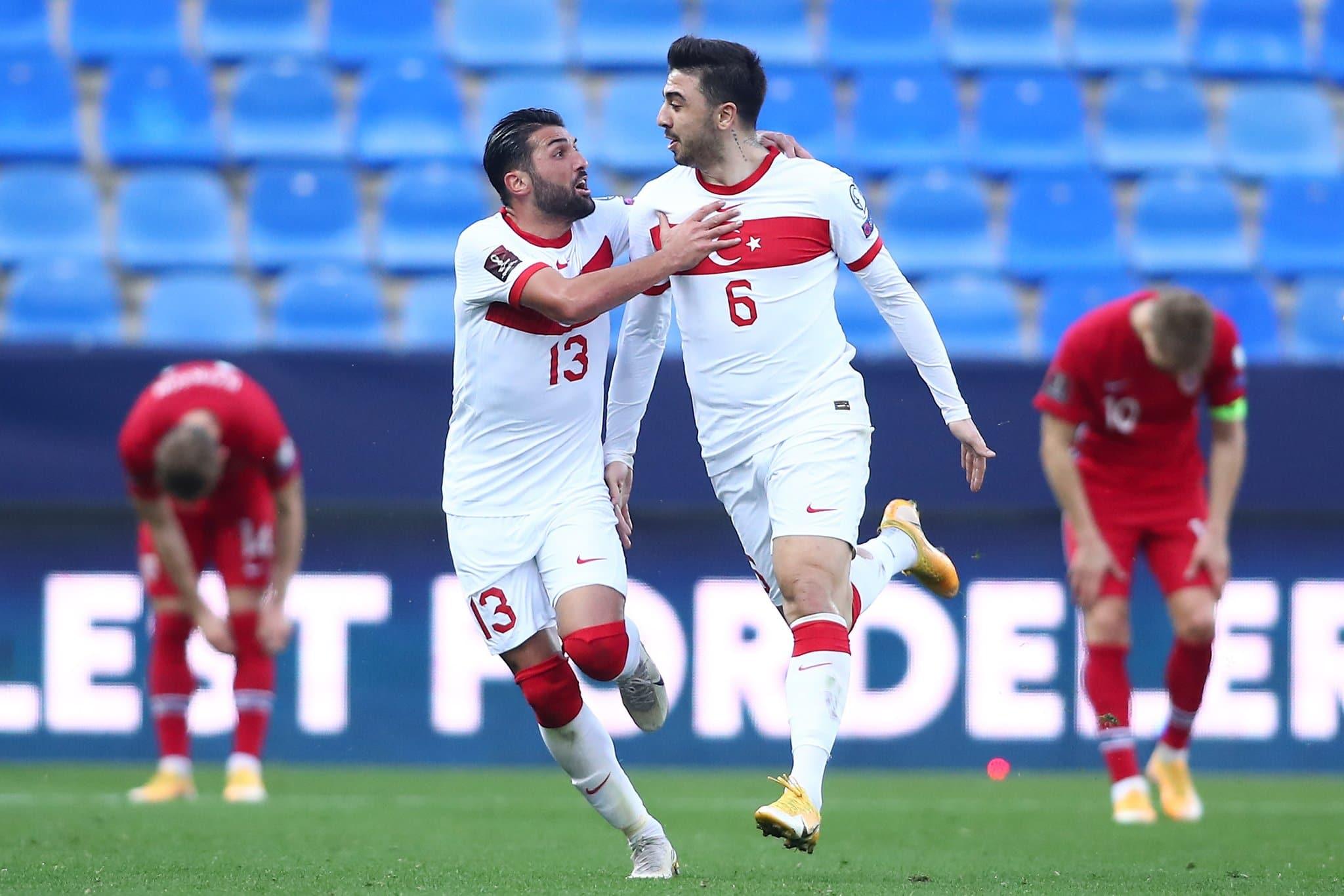 تركيا تواصل الانتصار وهولندا يحقق فوزه الأول نتائج تصفيات كأس مونديال قطر 2022