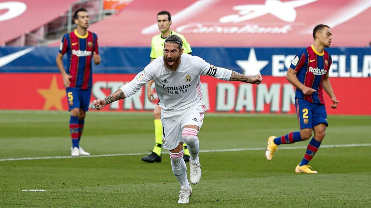"""الإعلان رسمياً عن موعد """"الكلاسيكو"""" الناري بين ريال مدريد وغريمه برشلونة"""