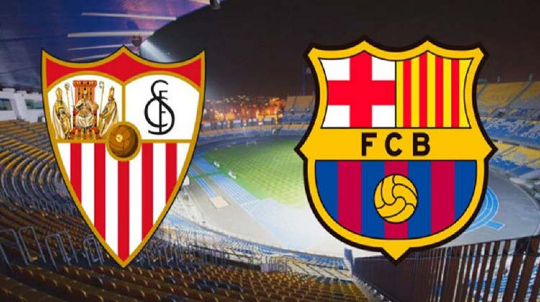 مباراة برشلونة الإسباني ومنافسه إشبيلية