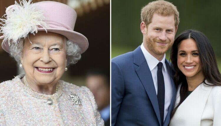 صحيفة شارلي إبدو تنشر رسماً مهينا بحق ميغان ماركل و الملكة إليزابيث