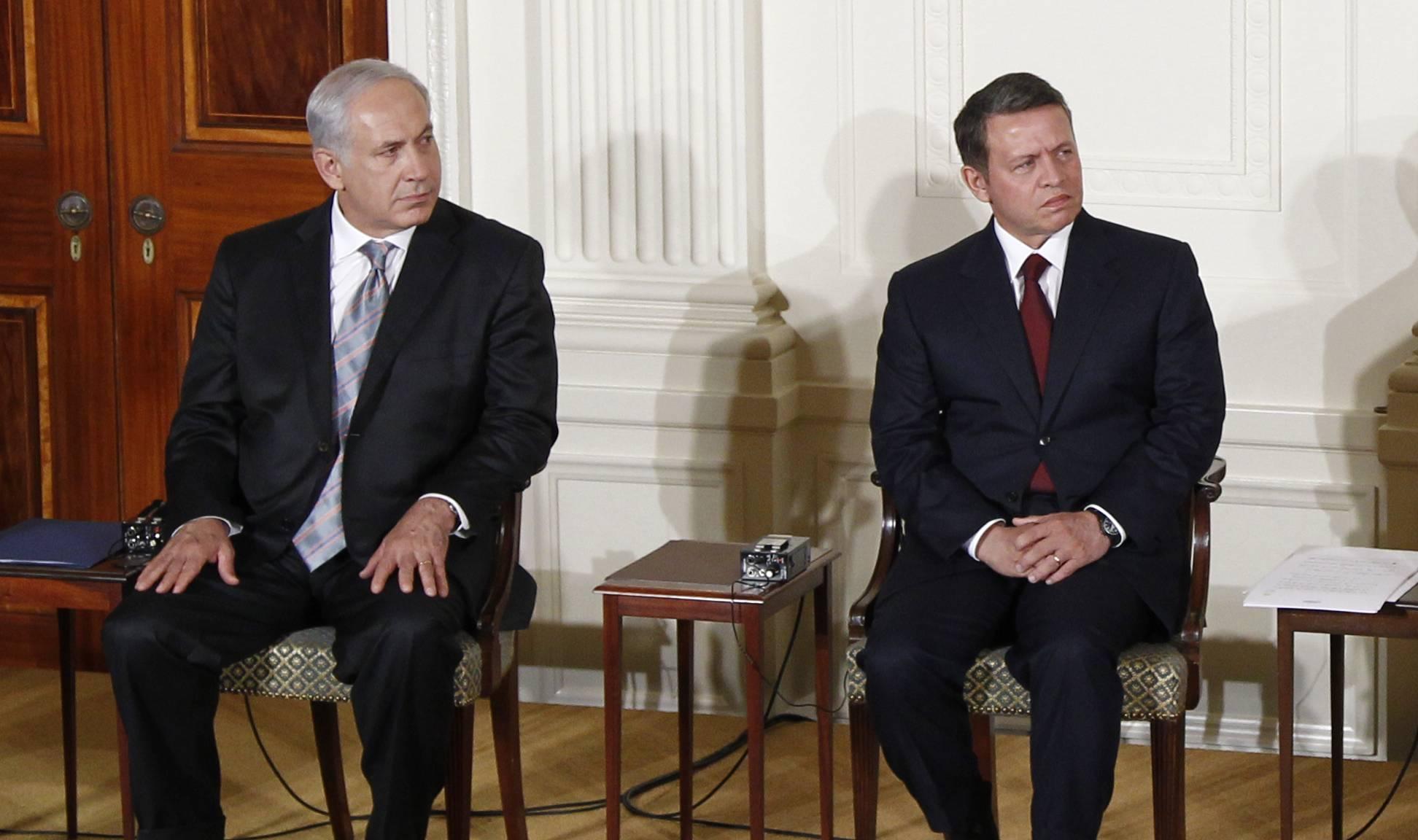 نقص المياه في الأردن .. هل سيتراجع نتنياهو عن قراره الإستفزازي رفض تزويد المملكة بالمياه!