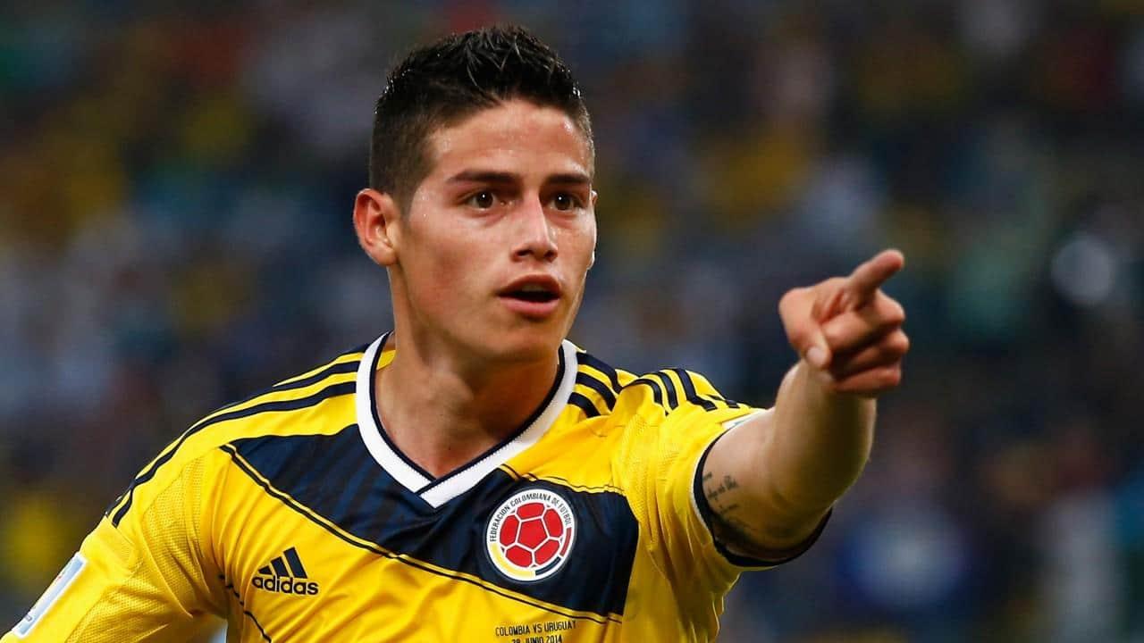 """ما حقيقة تحول اللاعب """"رودويغيز"""" إلى امرأة وتغيبه عن منتخب كولومبيا ؟!"""