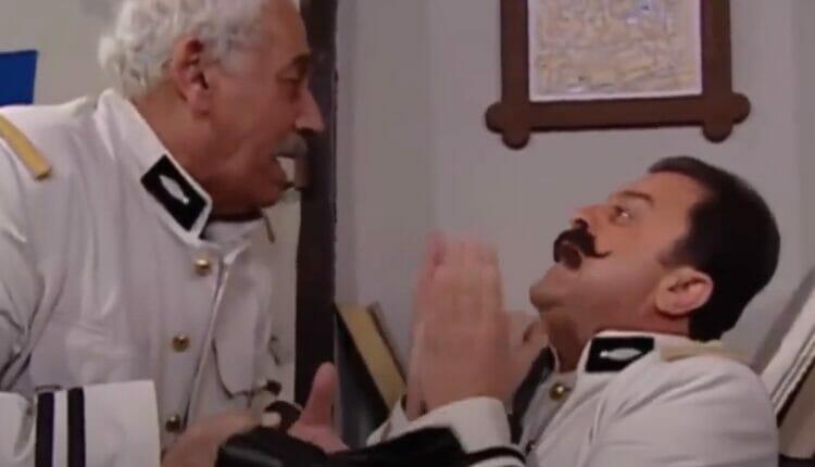 هاني شاهين العريف نوري في باب الحارة يشكو الفقر