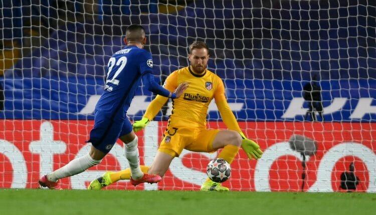 تشيلسي يتأهل إلى دور الربع النهائي من دوري أبطال أوروبا على حساب أتلتيكو مدريد