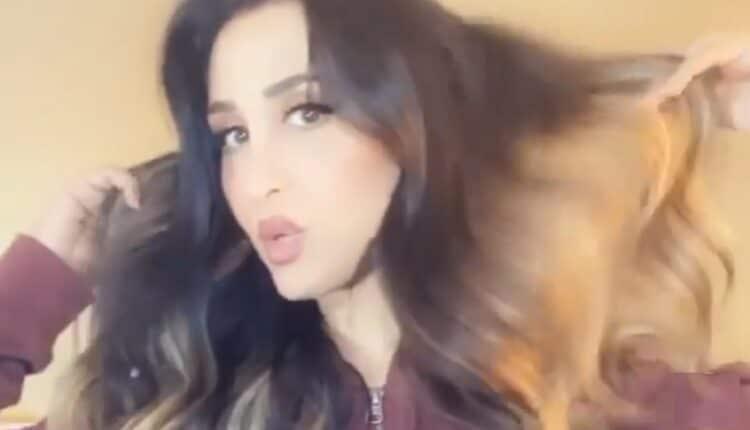 هند القحطاني تضع شرطا للزواج من اي سعودي