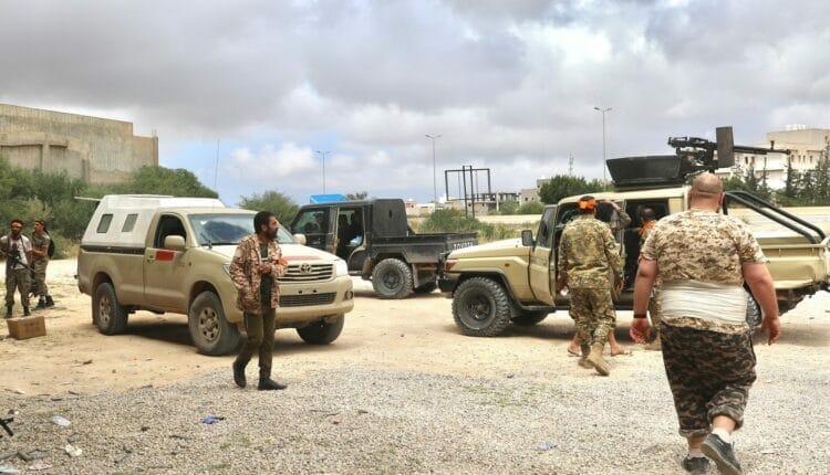 مرتزقة فاغنر في ليبيا يعيدون انتشارهم