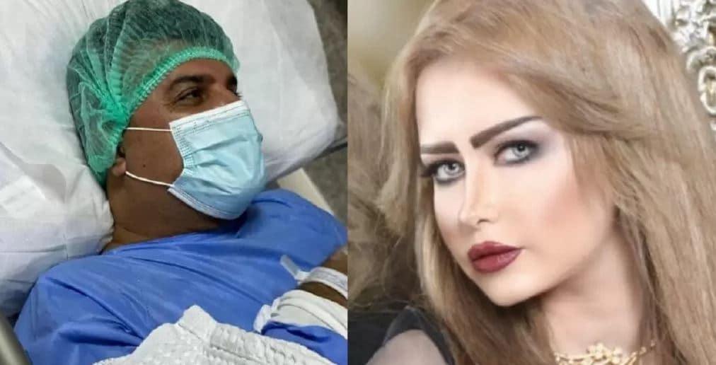 مي العيدان تقاضي فنانة كويتية بسبب ما حدث قبل وفاة مشاري البلام!