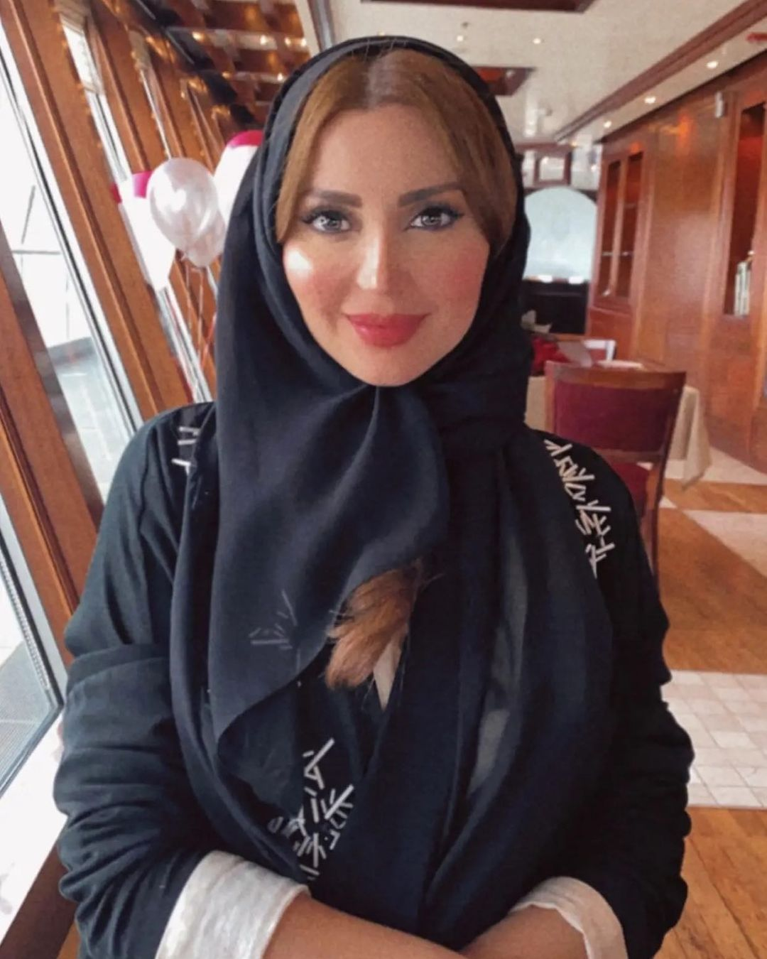 """سعوديون يسخرون من نسرين طافش بسبب ما قالته عن قبيلة """"العنزي""""!"""
