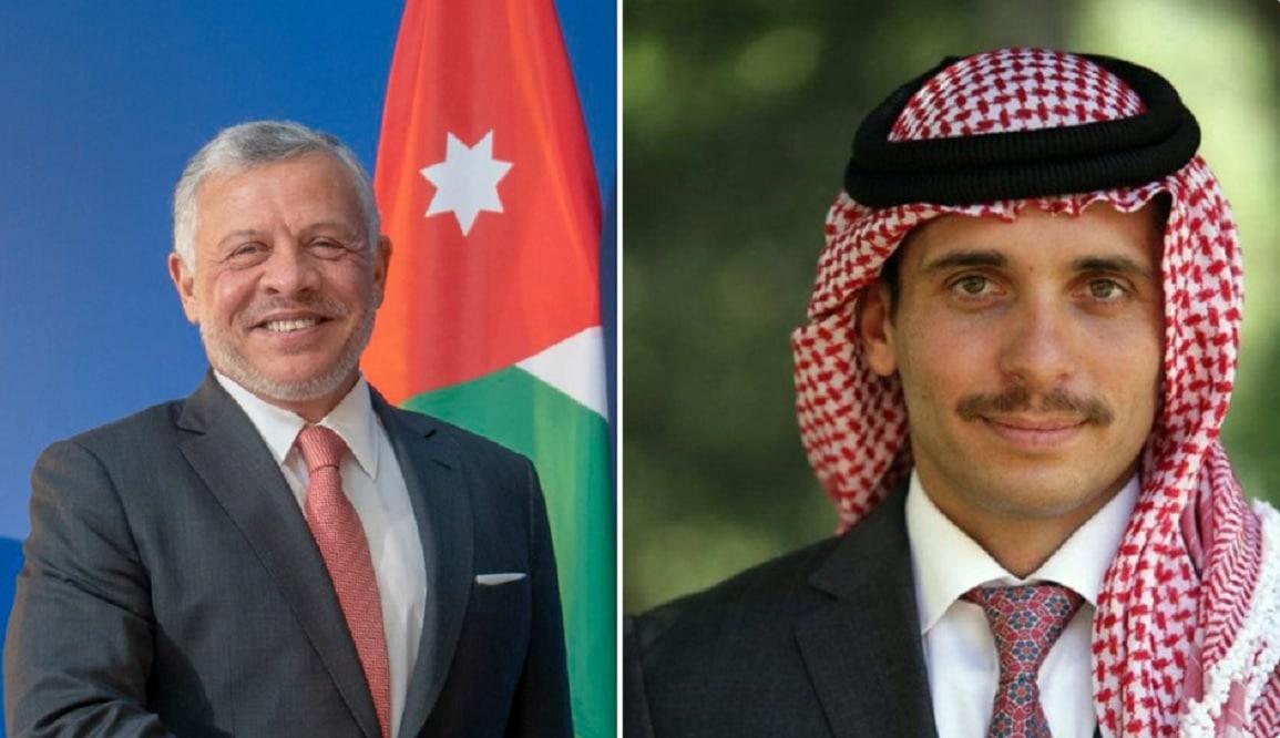 """""""الإطاحة بمؤامرة الواهمين"""".. الصحف الأردنية الرسمية تُخون الأمير حمزة بن الحسين"""