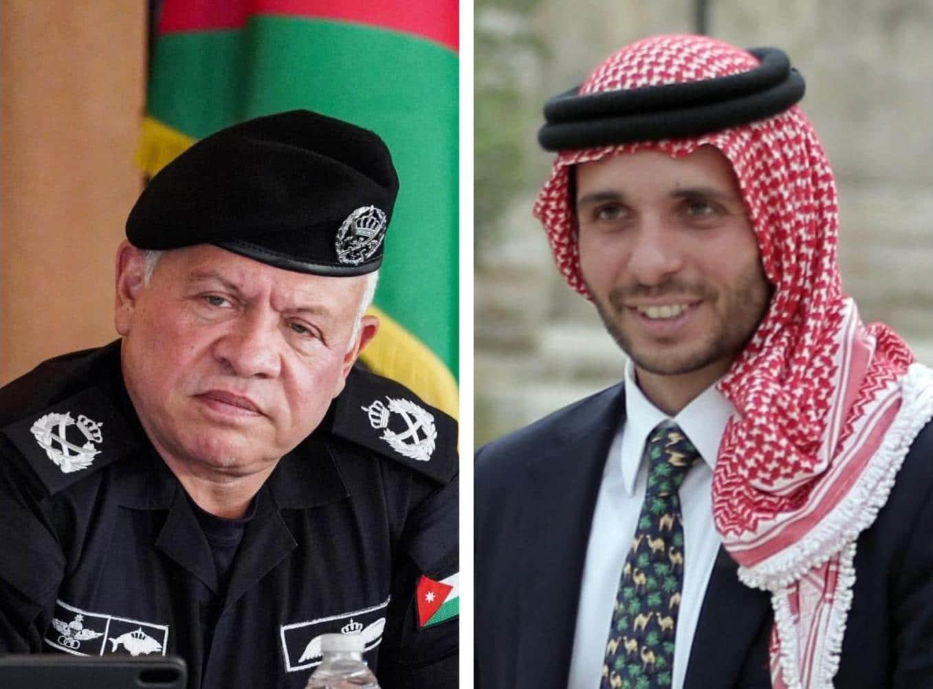 """""""الوضع صعب وأوامرهم مرفوضة"""" .. تسجيل جديد للأمير حمزة بن الحسين بعد احتجازه في منزله"""