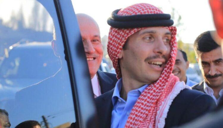 اعتقال الأمير حمزة بن الحسين بعد محاولة انقلاب فاشلة على أخيه غير الشقيق الملك عبدالله الثاني