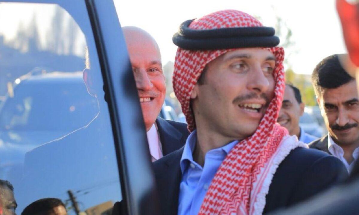 النائب العام الأردني يحظر النشر في قضية الأمير حمزة بن الحسين حتى اشعار آخر