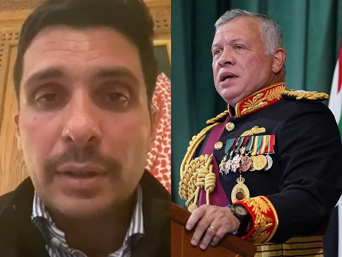 """بعد احتجاز الأمير حمزة و""""ليلة الاعتقلات"""" الساخنة .. هذا ما أكده مسؤولون أردنيون لـ""""إسرائيل"""""""