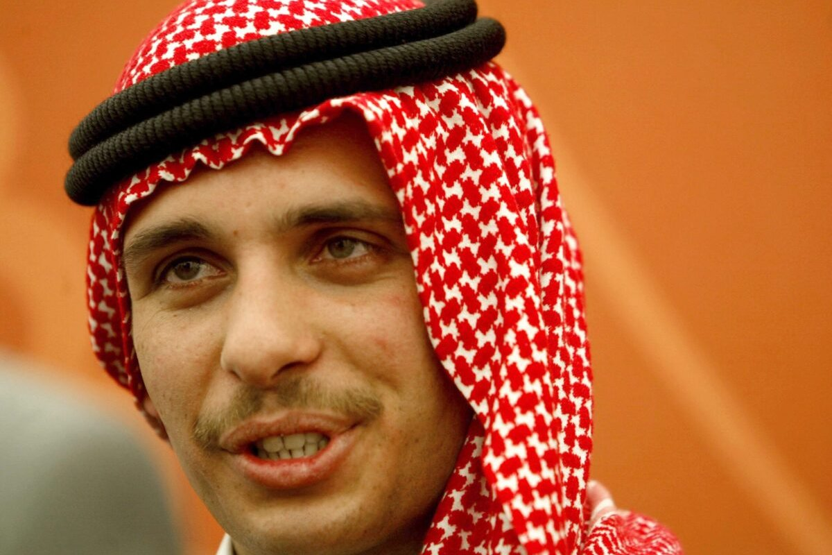 الأمير حمزة متهم في قضية الفتنة