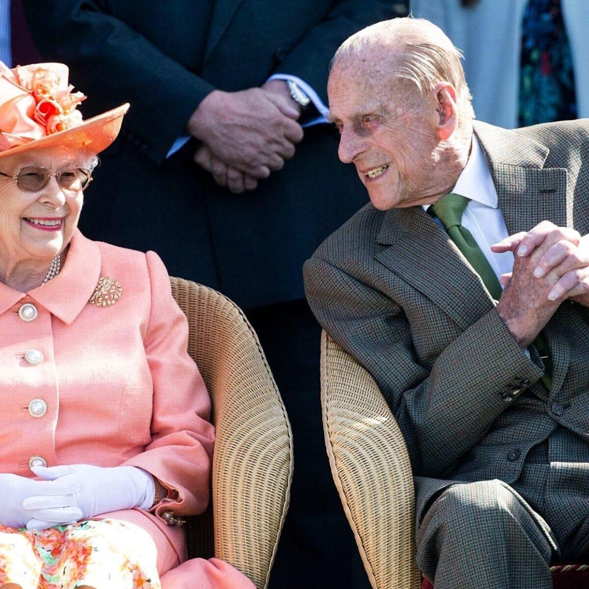 سبب وفاة الأمير فيليب هو الشيخوخة
