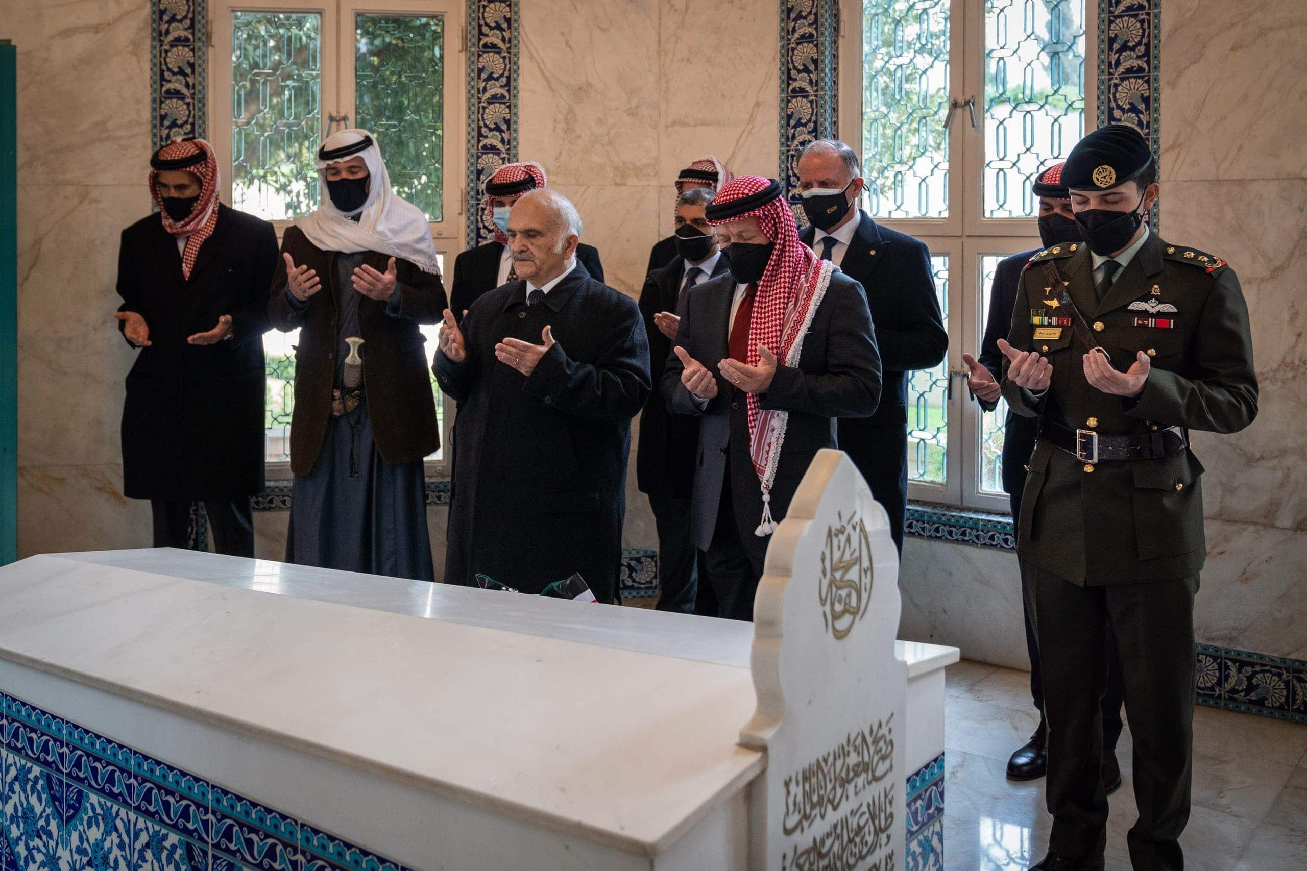 الأردنيون يفضلون الأمير حمزة