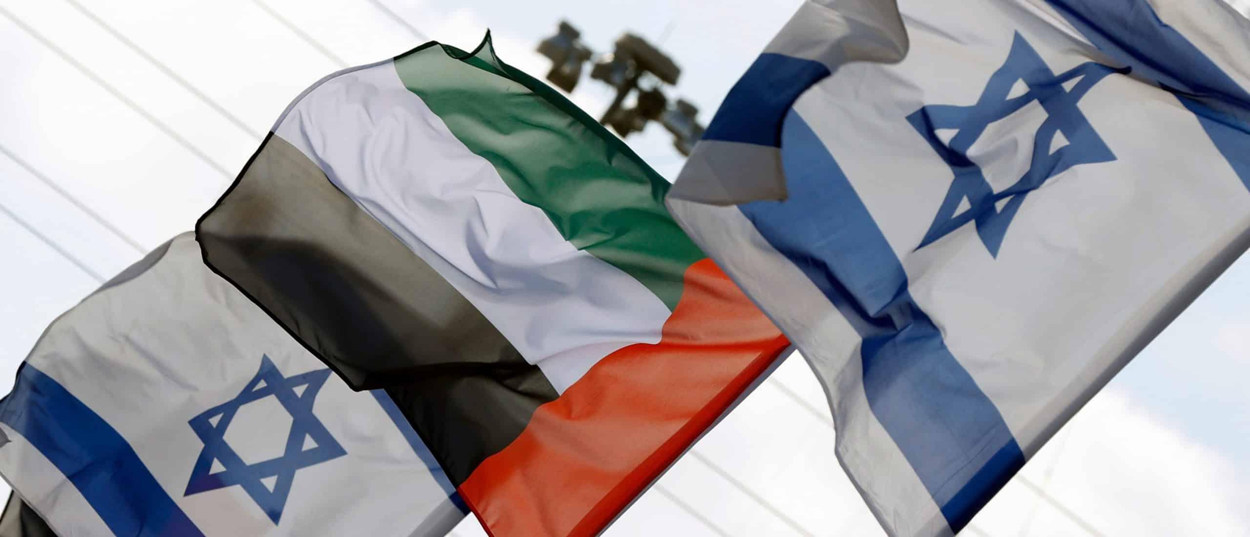 """بعد """"صفقة العار"""".. """"شاهد"""" مسؤول إماراتي يزور إسرائيل سرا والإعلام العبري يفضحه وينشر التفاصيل"""