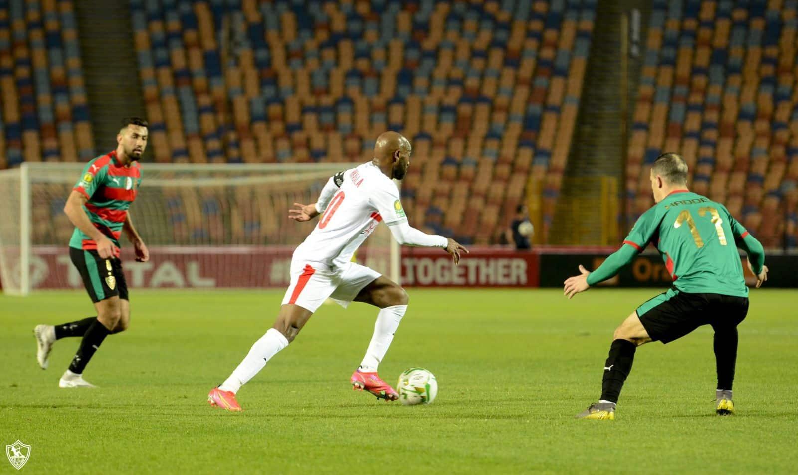 الزمالك يودع أبطال أفريقيا بعد فوزه الكبير على منافسه السنغالي تونغيث