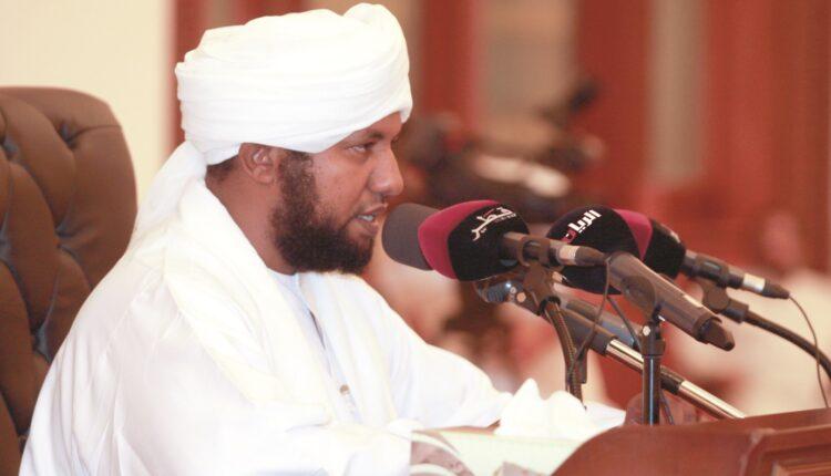 السوداني محمد الامين اسماعيل