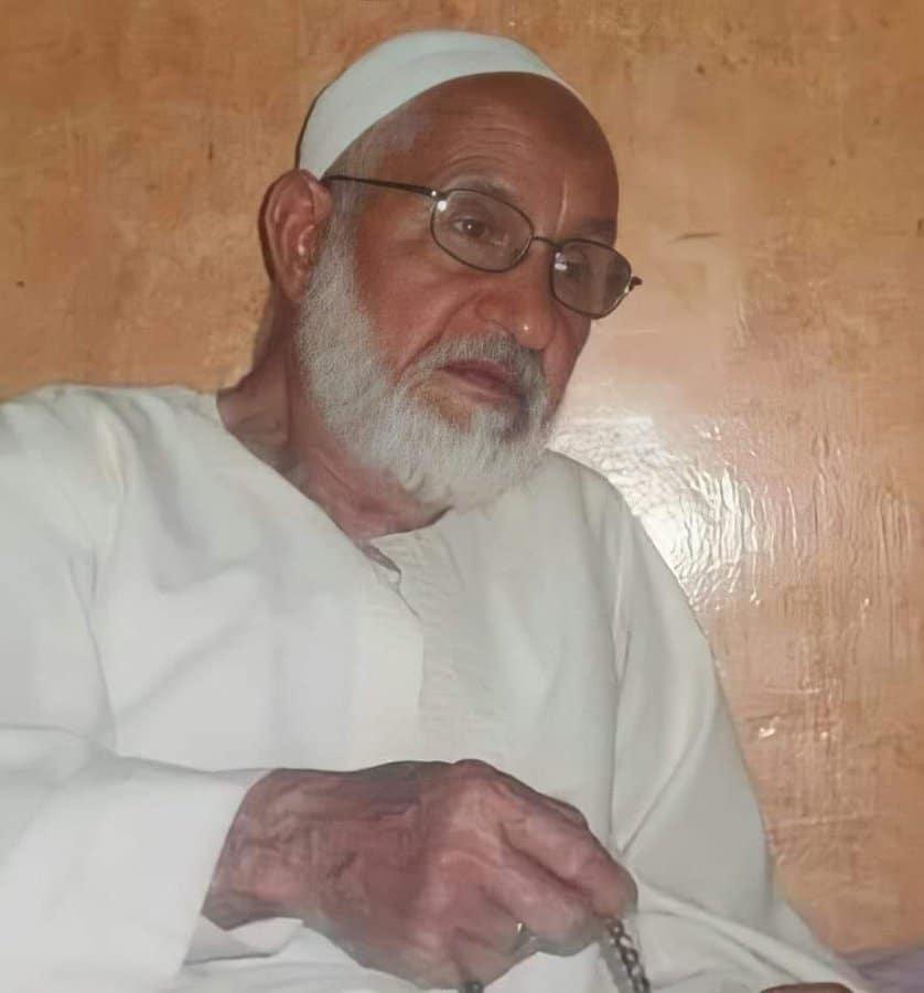 الشيخ عبد الرحيم جبريل