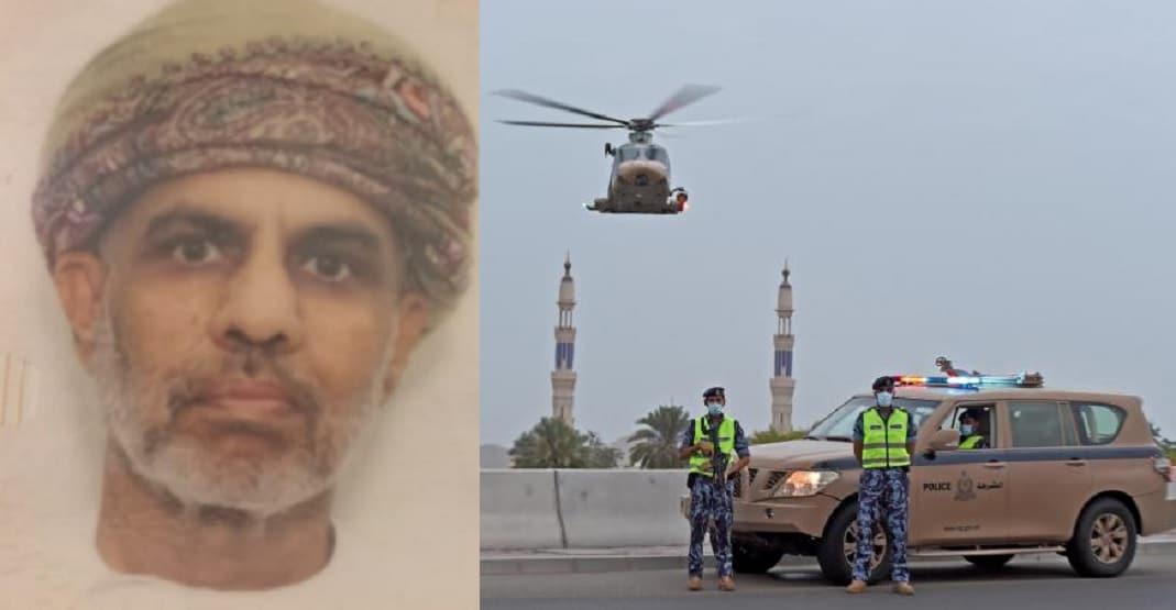العثور على جثة المواطن العماني خليفة بن سليمان الجساسي بعد ايام من فقدانه في سلطنة عمان