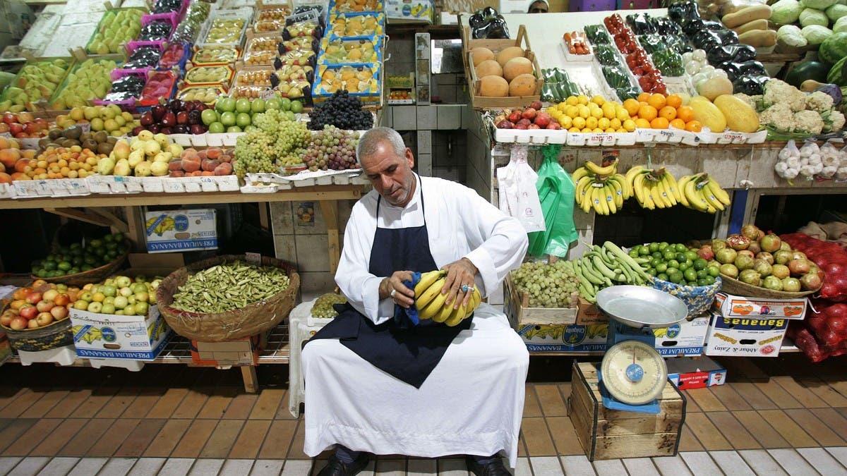 حظر الخضار والفواكه اللبنانية