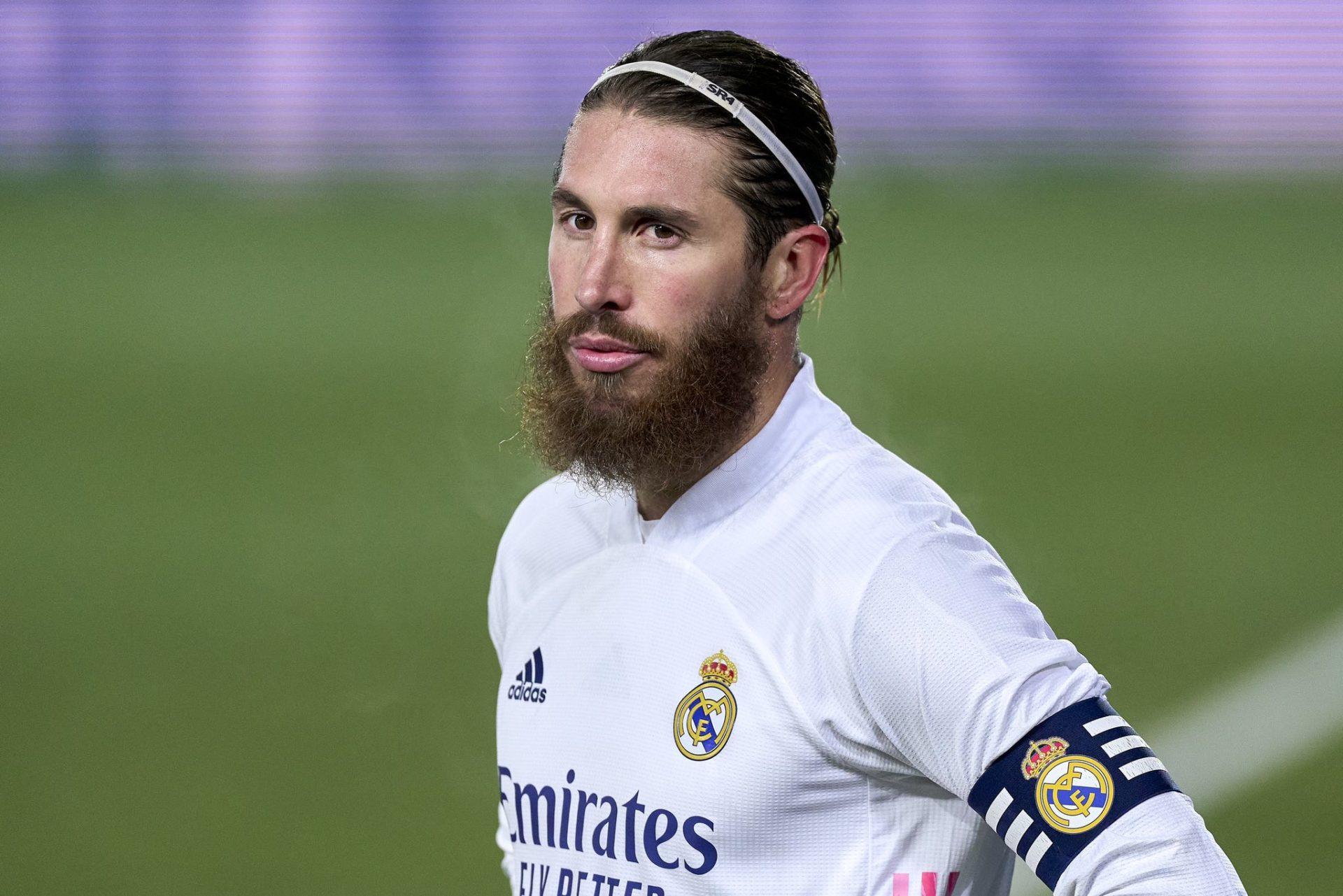 راموس والتمرد في ريال مدريد